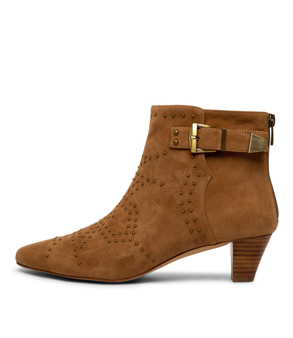 Buy Mollini Torrey Hazel Ankle Boots online with free shipping