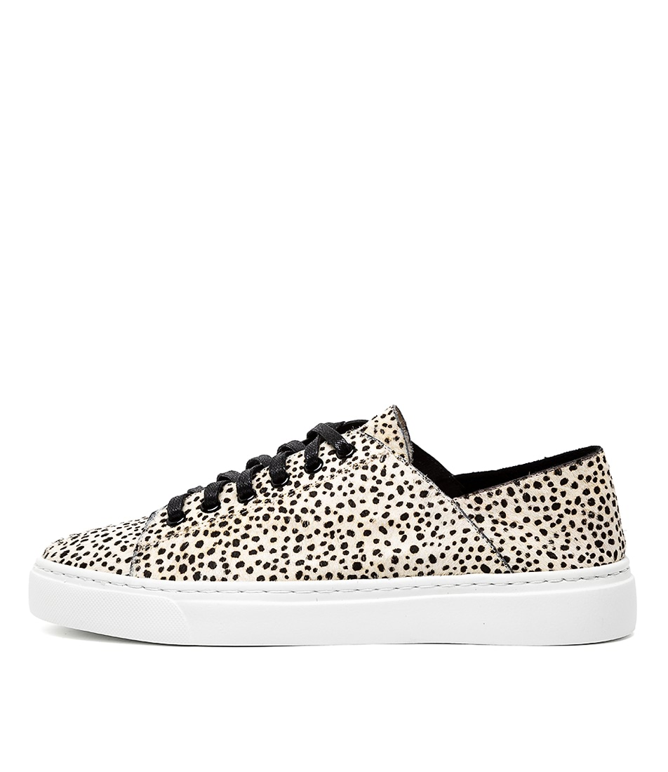 Buy Mollini Osky Black & White Sneakers online with free shipping