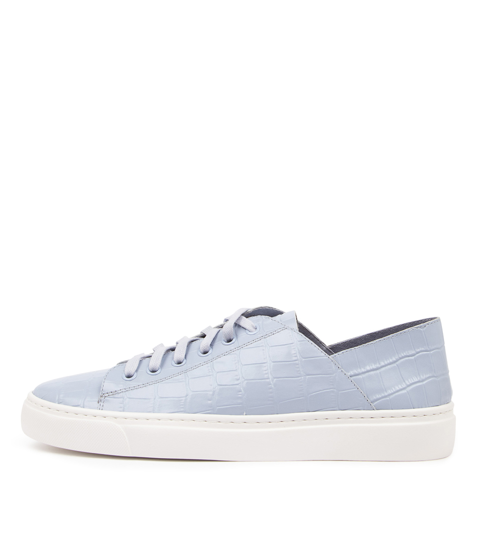 Buy Mollini Osky Pale Blue Sneakers online with free shipping