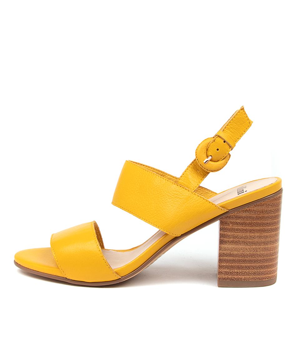 Buy Mollini Ahoma Mo Sunshine Heeled Sandals online with free shipping
