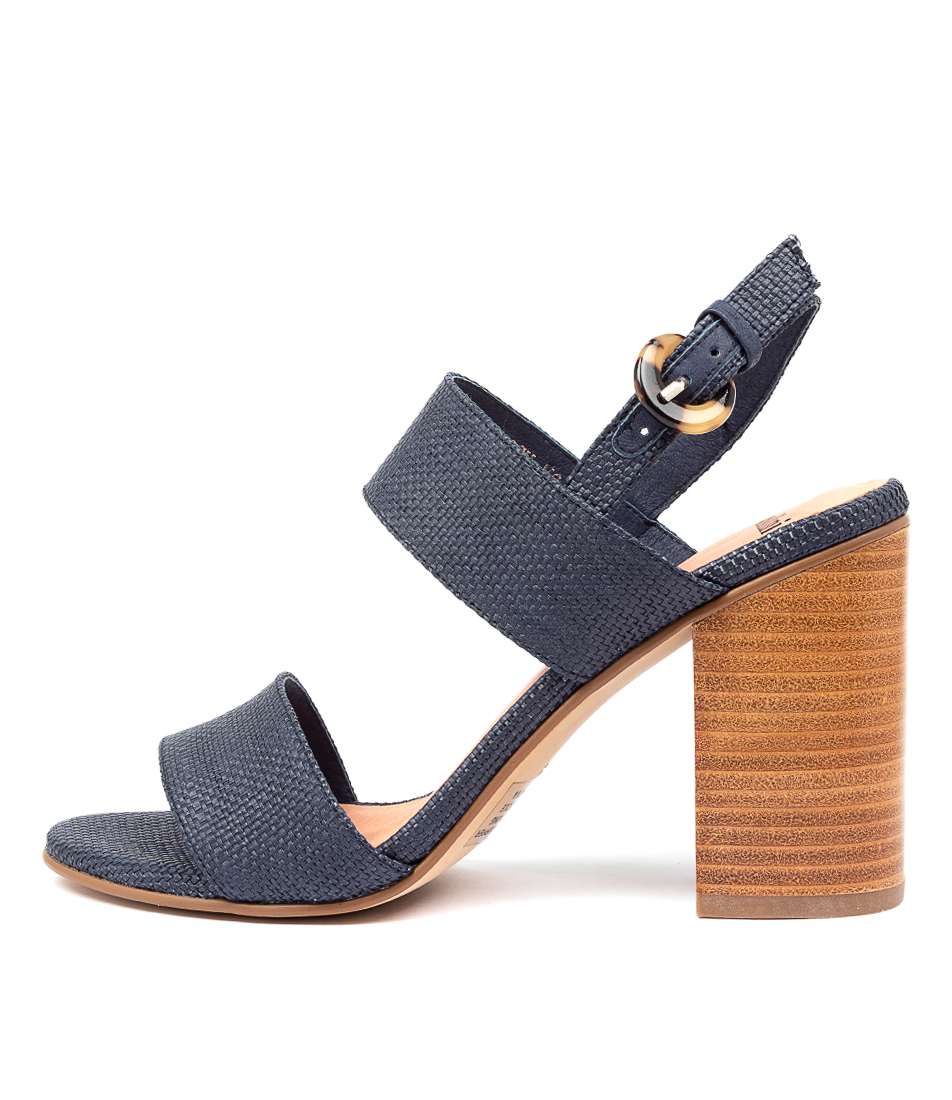 Buy Mollini Ogosh Mo Navy Heeled Sandals online with free shipping