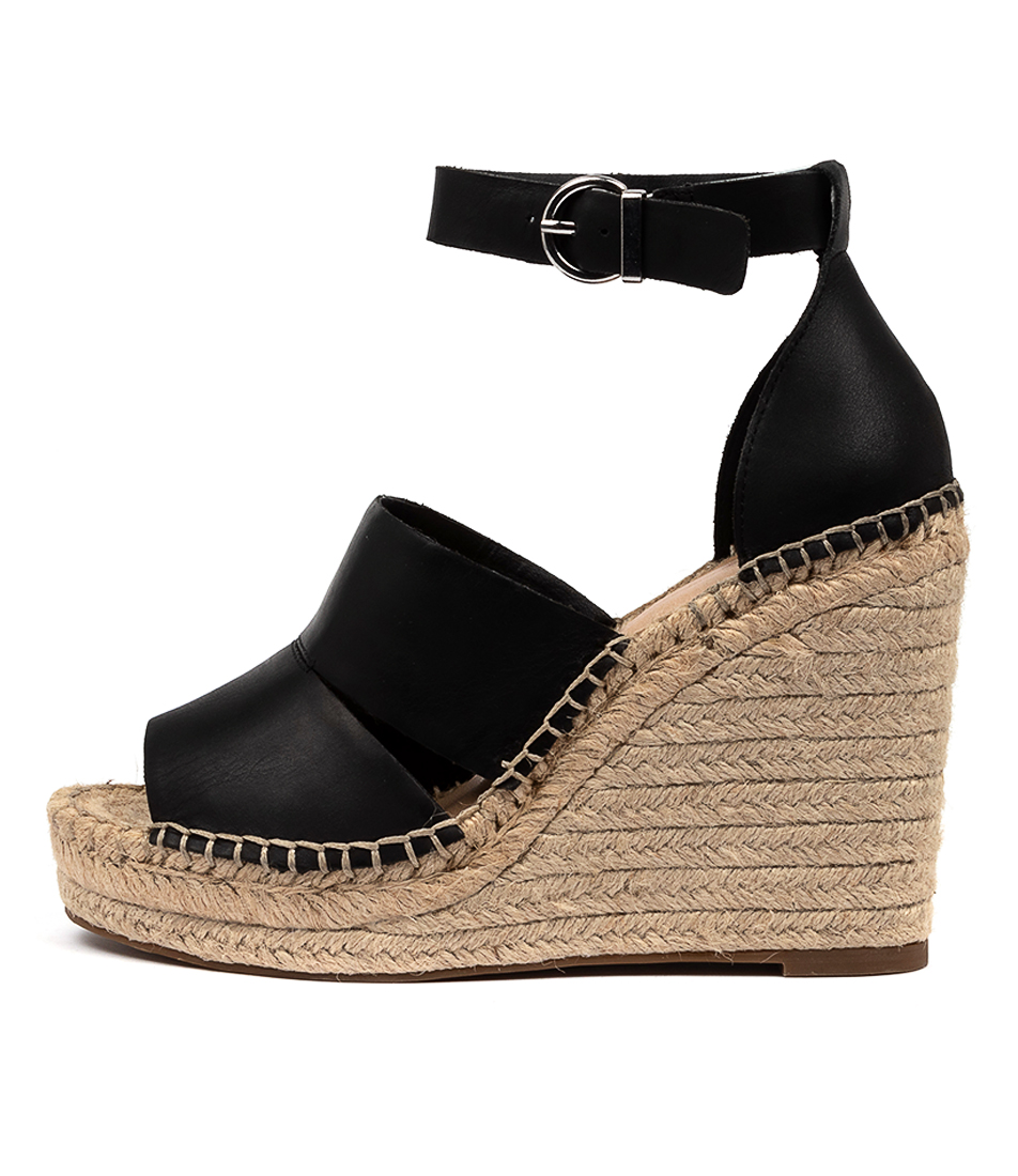 Buy Mollini Polo Mo Black Heeled Sandals online with free shipping