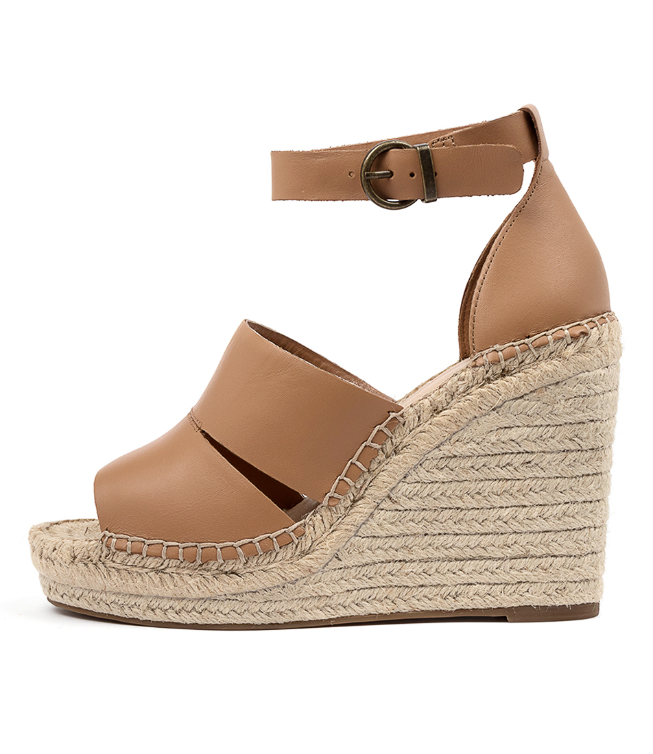 Buy Mollini Polo Mo Tan Heeled Sandals online with free shipping