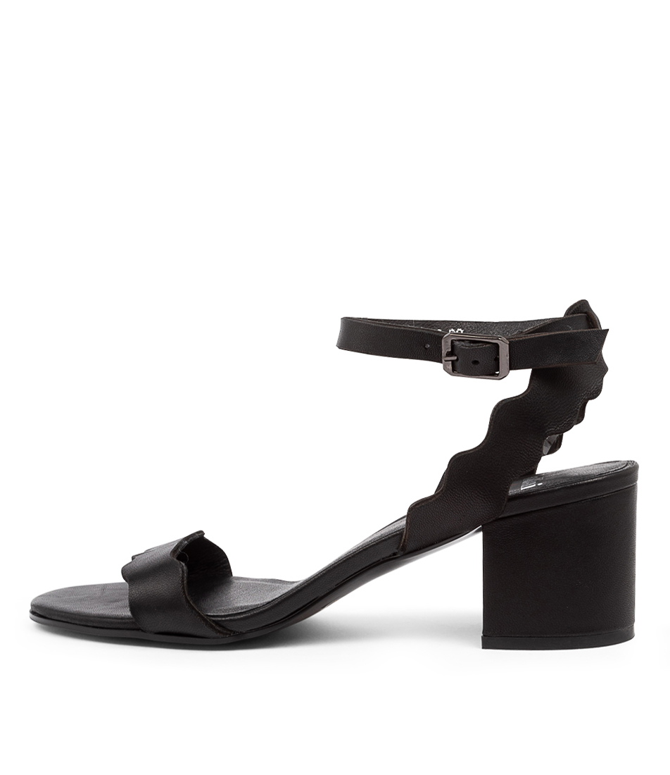Buy Mollini Racie Mo Black Heeled Sandals online with free shipping