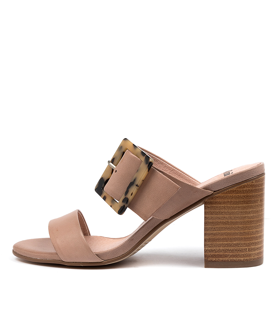 Buy Mollini Allana Mo Blush Heeled Sandals online with free shipping