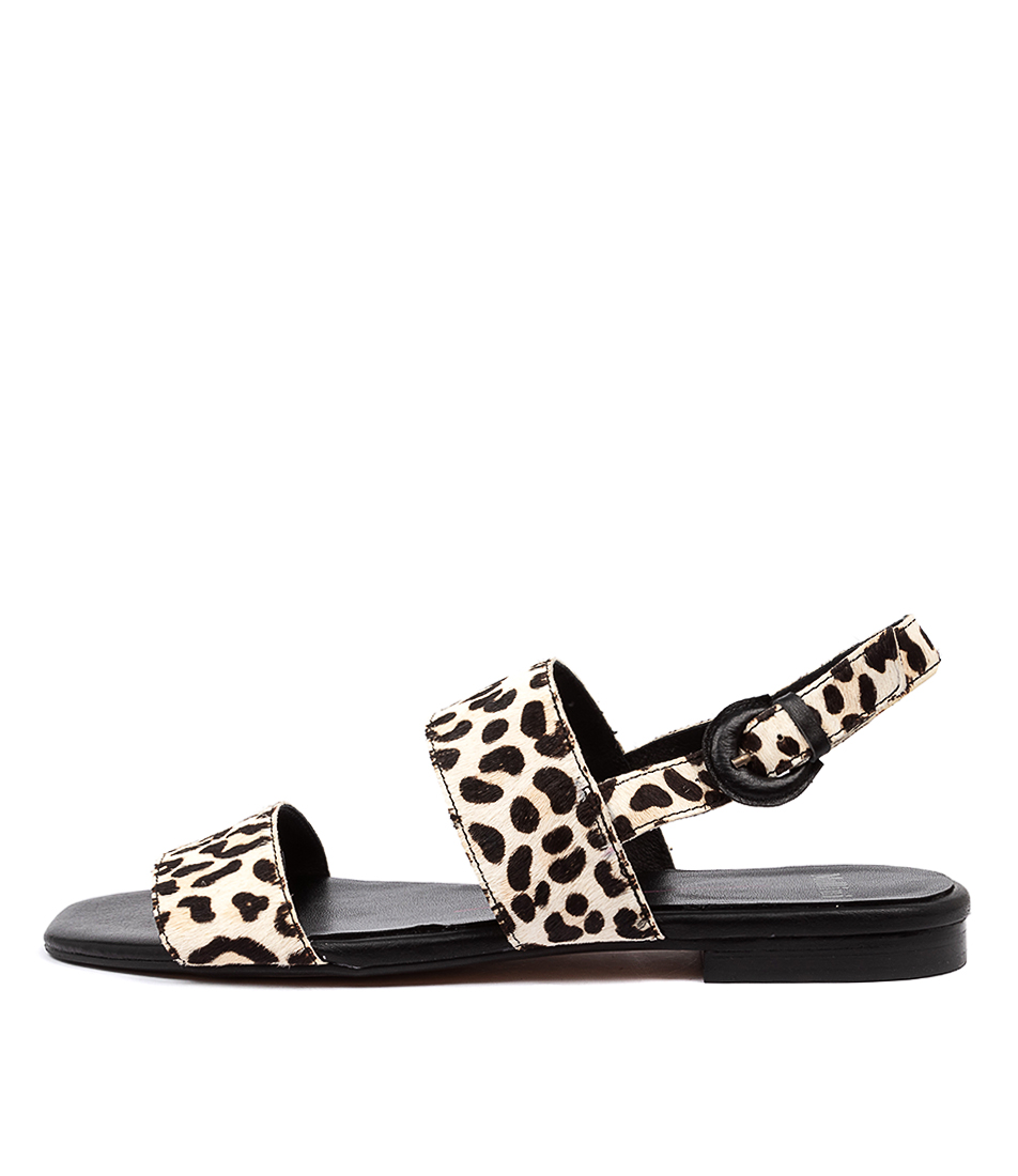 Buy Mollini Alaura Mo Ocelot Sandals online with free shipping
