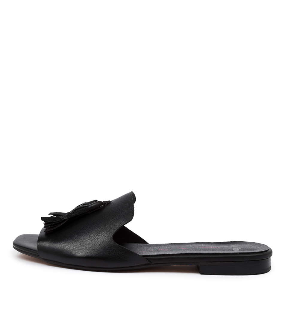 Buy Mollini Amone Mo Black Sandals online with free shipping