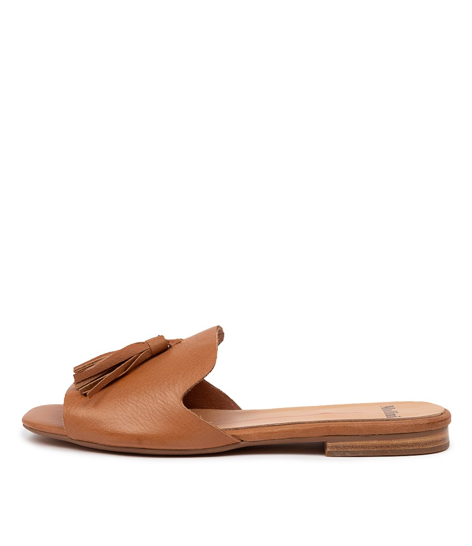 Buy Mollini Amone Mo Dk Tan Sandals online with free shipping