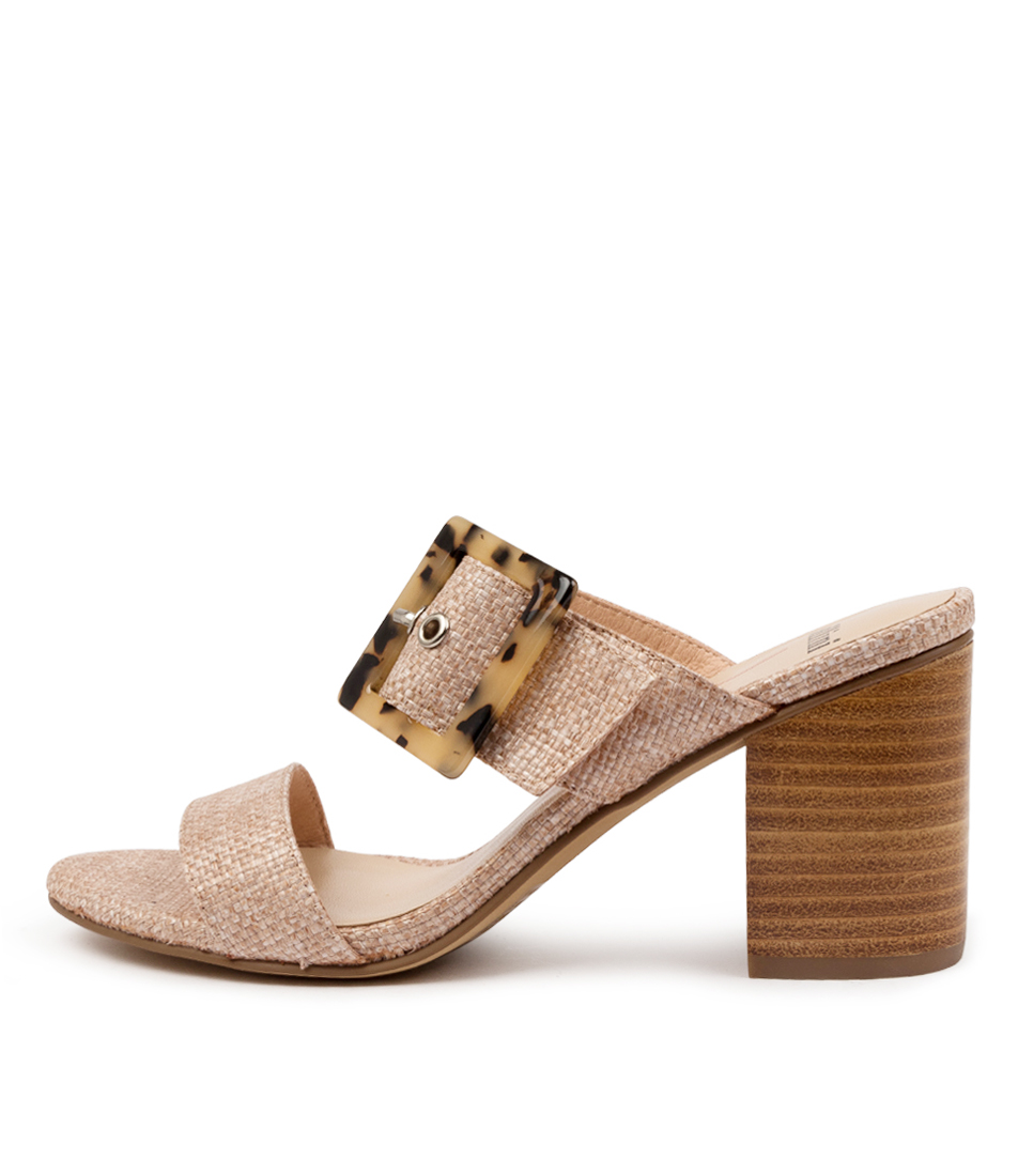 Buy Mollini Allanice Mo Light Nude Heeled Sandals online with free shipping