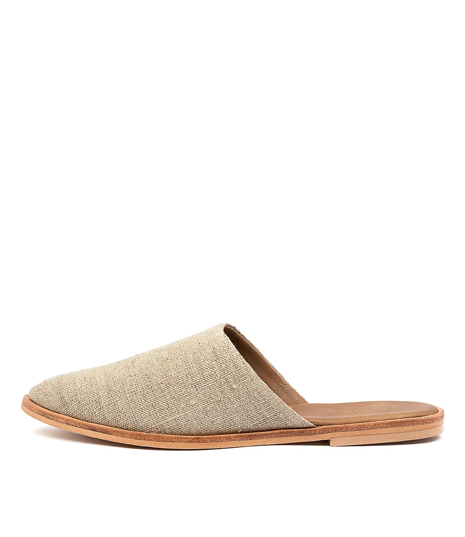 Buy Mollini Luxe Mo Natural Flats online with free shipping