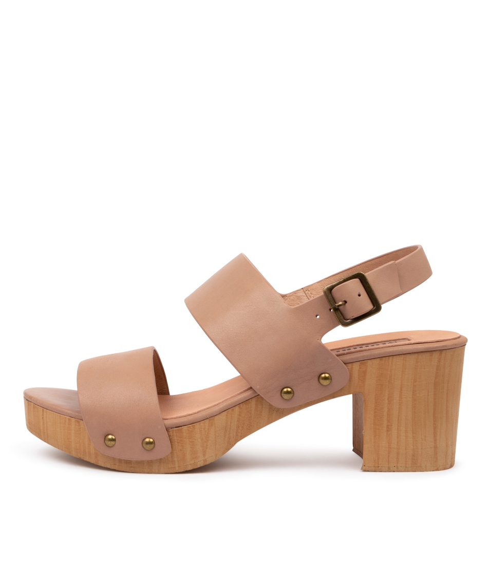 Buy Mollini Bayside Mo Nude Heeled Sandals online with free shipping