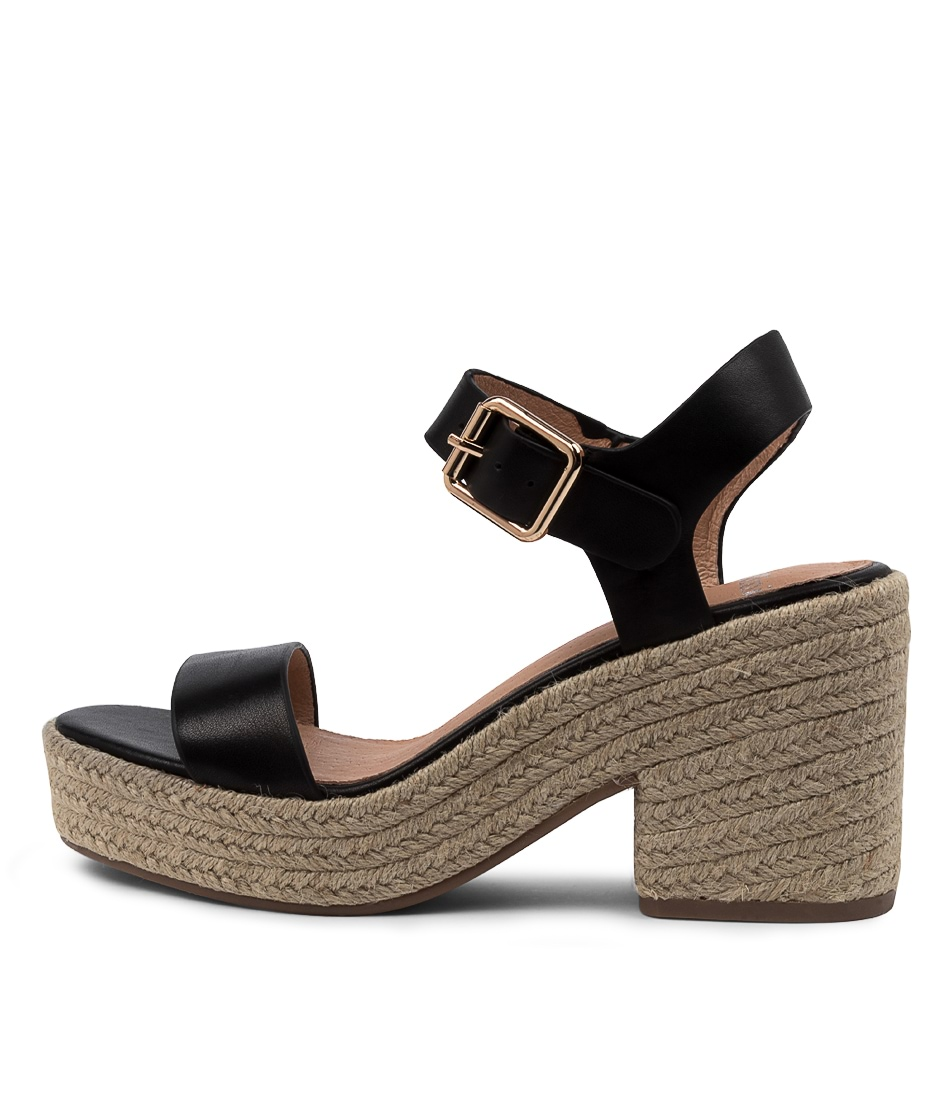 Buy Mollini Clea Mo Black Heeled Sandals online with free shipping