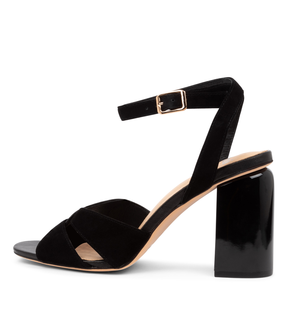 Buy Mollini Darlay Mo Black Heeled Sandals online with free shipping