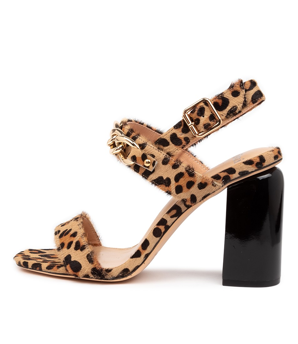 Buy Mollini Demmi Mo Ocelot Heeled Sandals online with free shipping