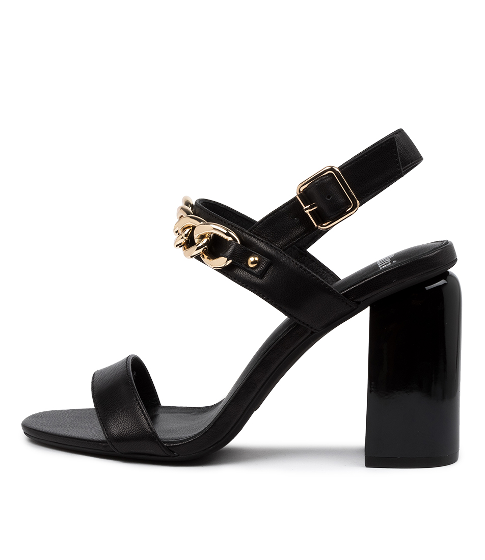 Buy Mollini Demmi Mo Black Heeled Sandals online with free shipping
