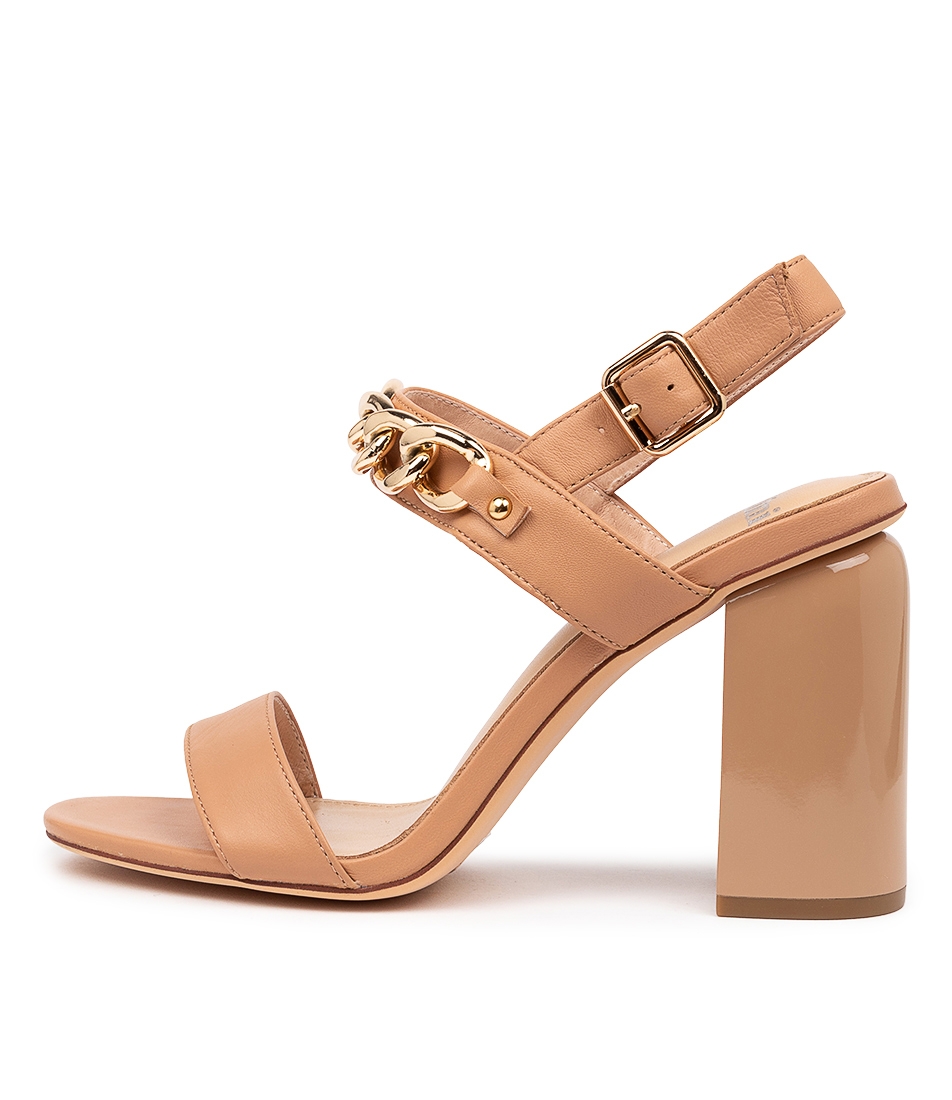 Buy Mollini Demmi Mo Nude Heeled Sandals online with free shipping