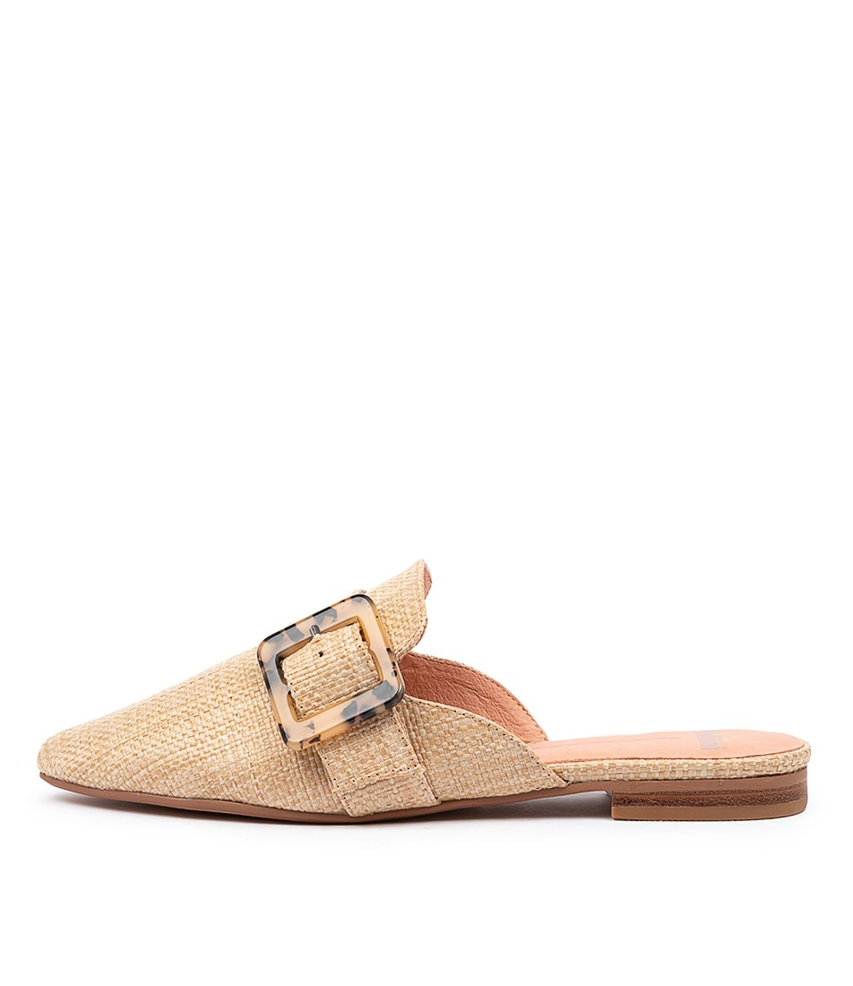 Buy Mollini Gilly Mo Natural Flats online with free shipping