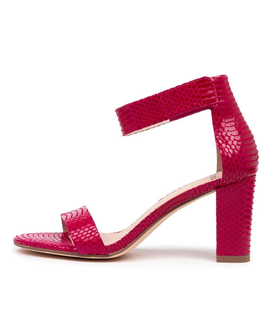 Buy Mollini Gloret Mo Pink Heeled Sandals online with free shipping