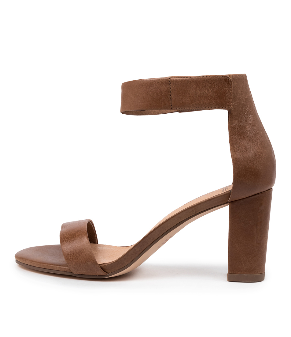 Buy Mollini Gloret Mo Tan Heeled Sandals online with free shipping