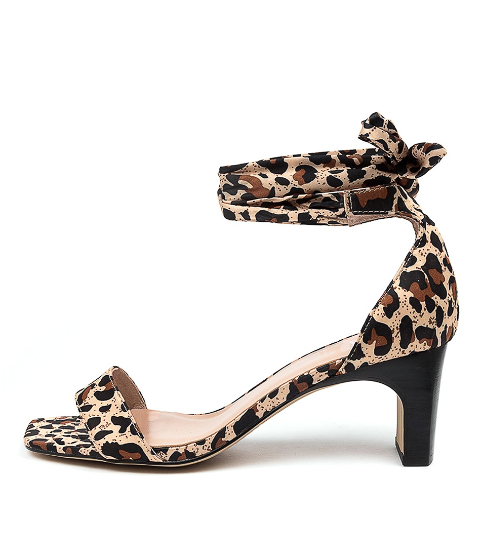 Buy Mollini Hector Mo Ocelot Heeled Sandals online with free shipping