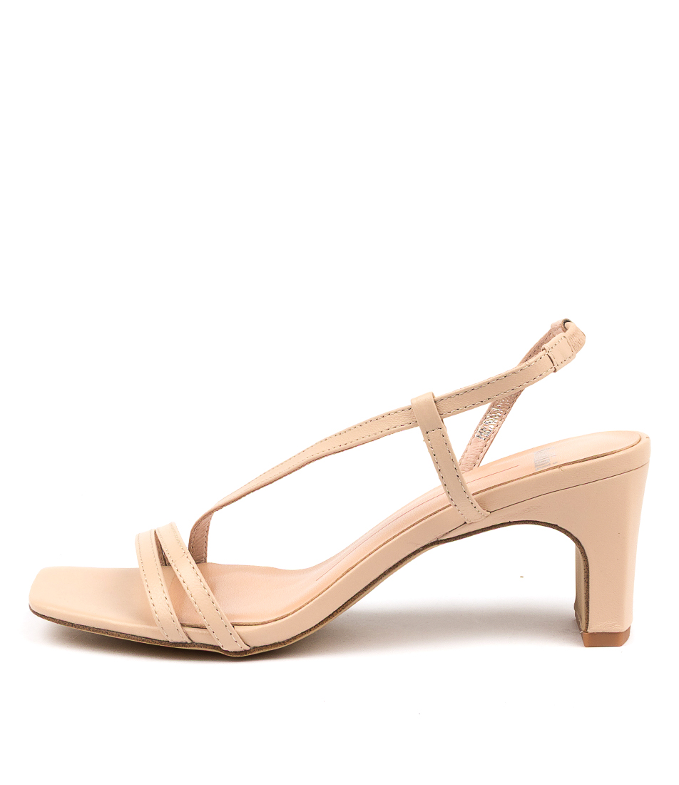 Buy Mollini Henna Mo Nude Heeled Sandals online with free shipping