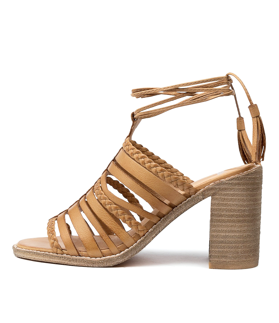 Buy Mollini Jahama Mo Tan Heeled Sandals online with free shipping