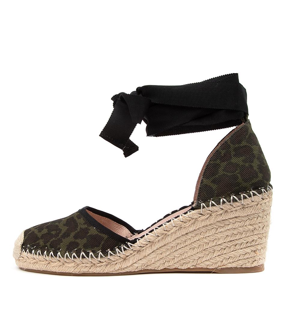 Buy Mollini Jayny Mo Khaki Ocelot High Heels online with free shipping