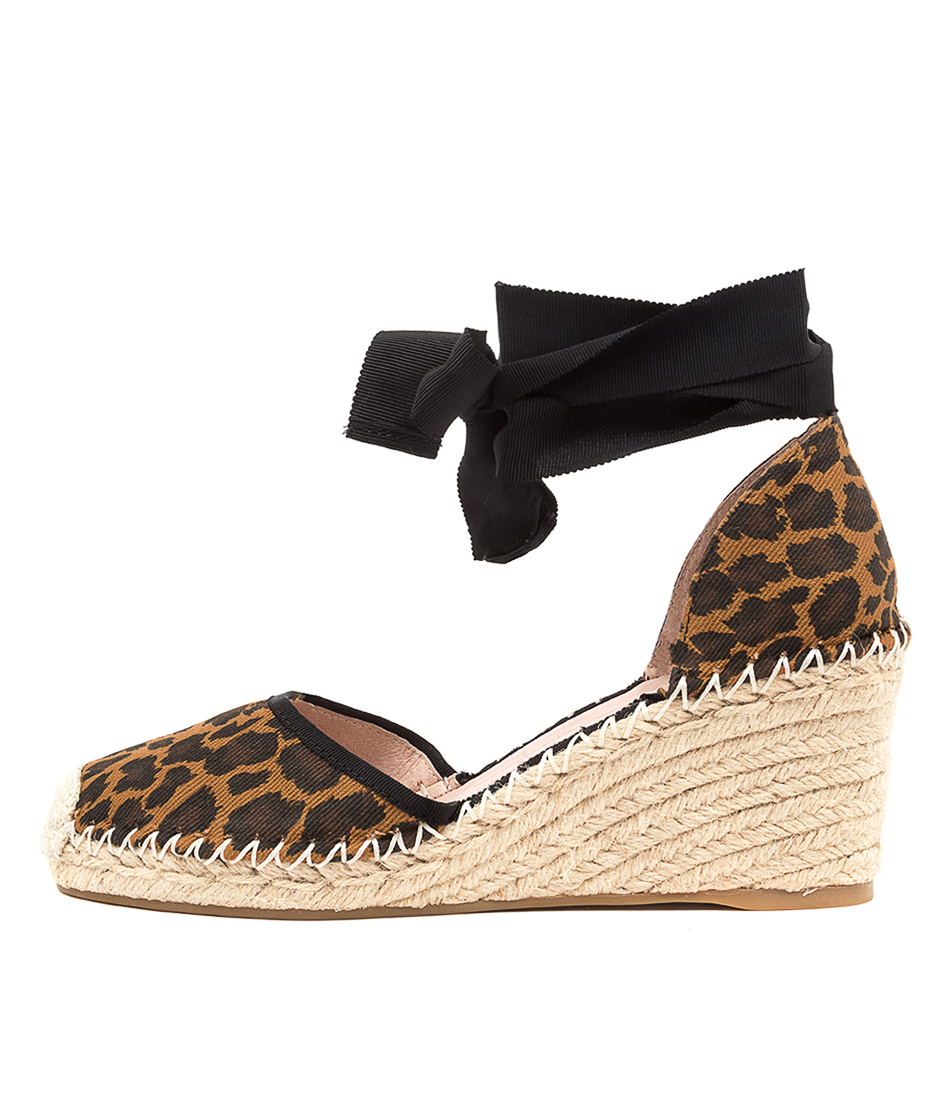 Buy Mollini Jayny Mo Tan Ocelot High Heels online with free shipping