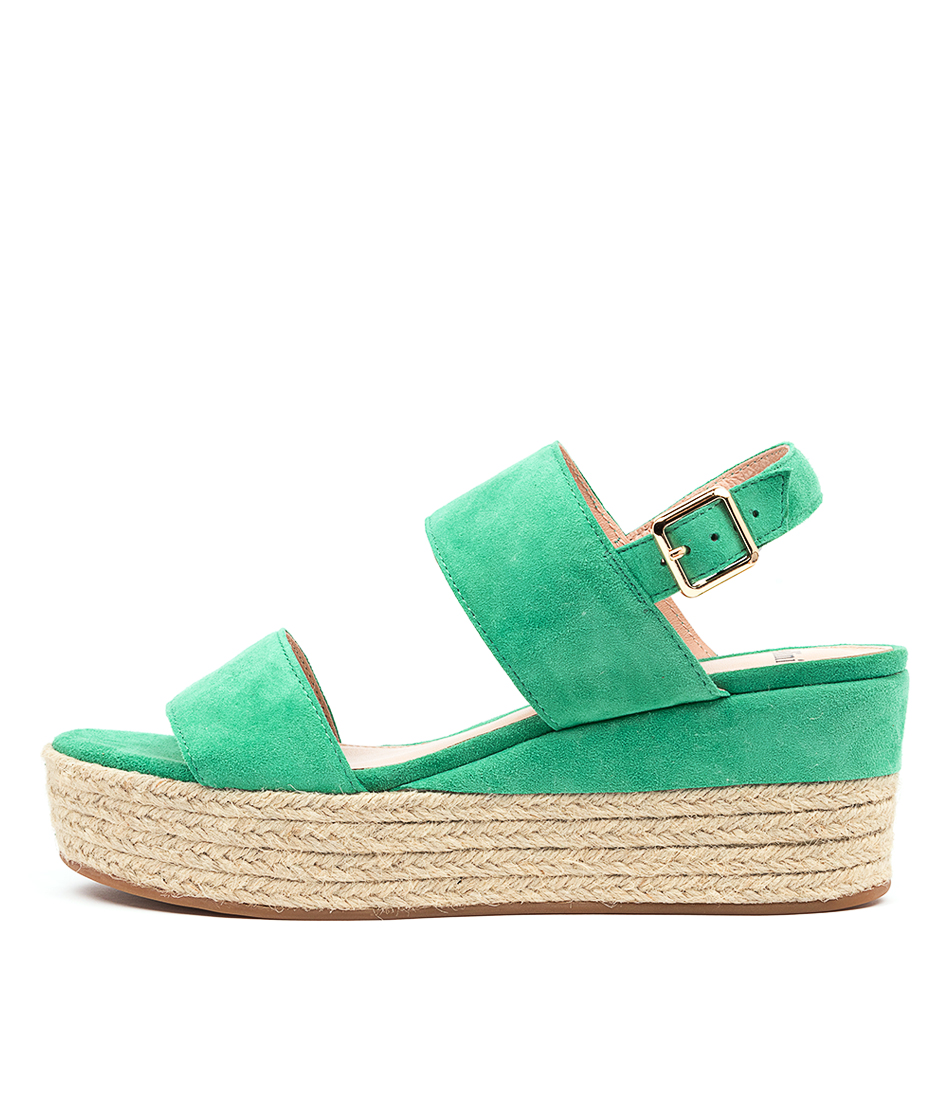Buy Mollini Myron Mo Emerald Heeled Sandals online with free shipping