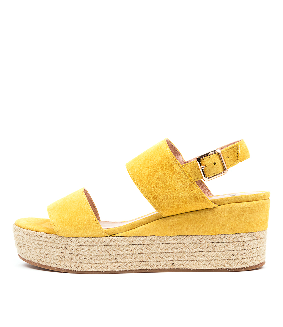 Buy Mollini Myron Mo Yellow Heeled Sandals online with free shipping