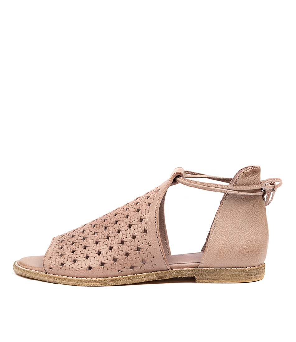 Buy Mollini Norwin Mo Cafe Flat Sandals online with free shipping