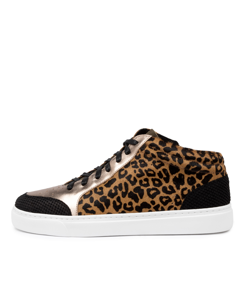 Buy Mollini Obunny Mo Ocelot Multi Sneakers online with free shipping