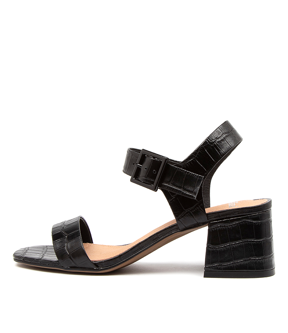 Buy Mollini Palant Mo Black Heeled Sandals online with free shipping