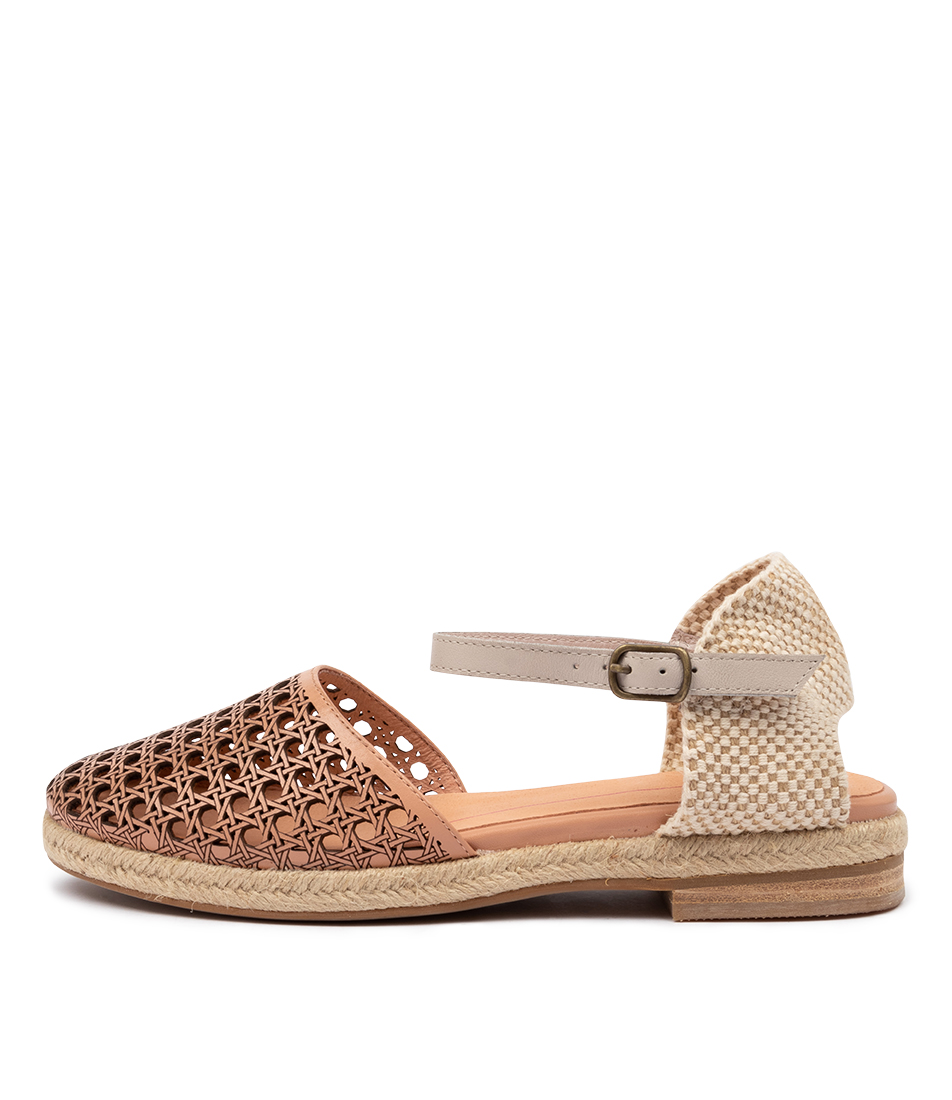 Buy Mollini Quigger Mo Cafe Flats online with free shipping