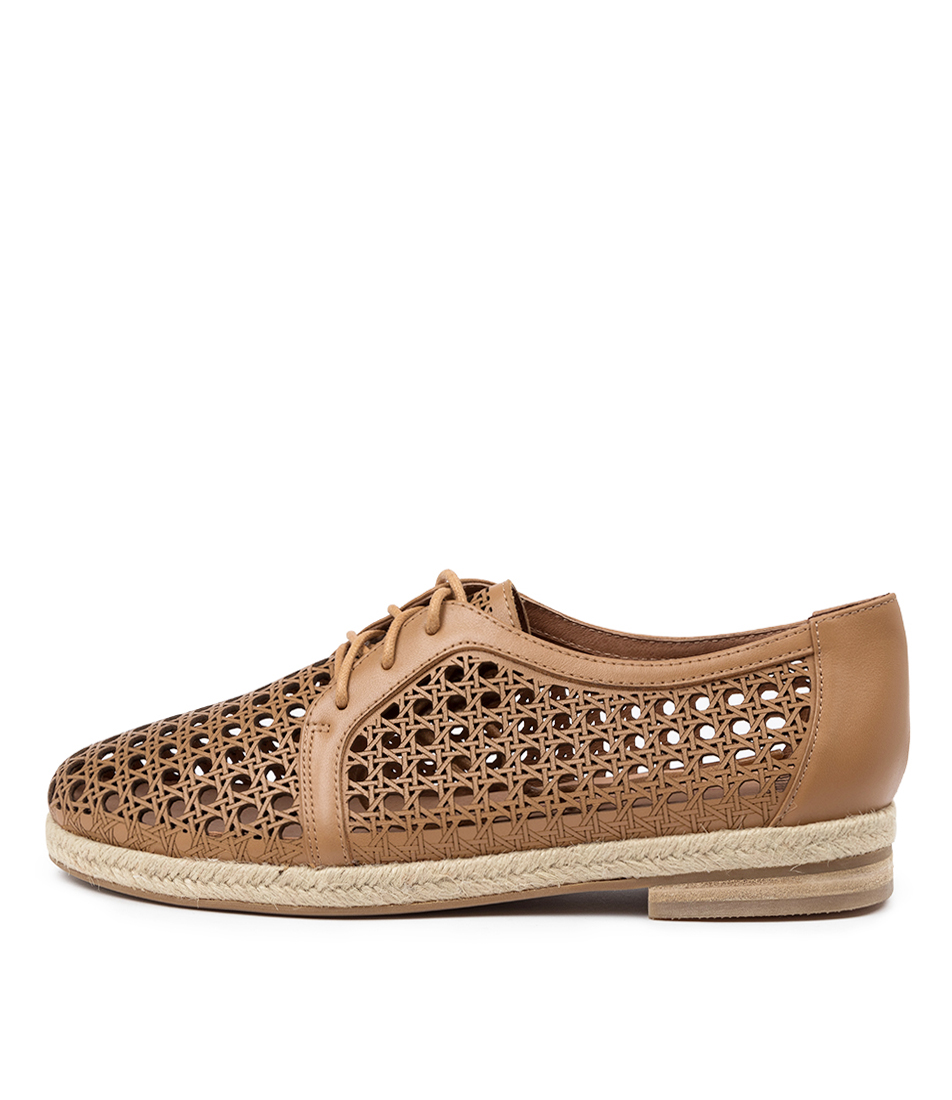 Buy Mollini Qwerty Mo Dk Tan Flats online with free shipping