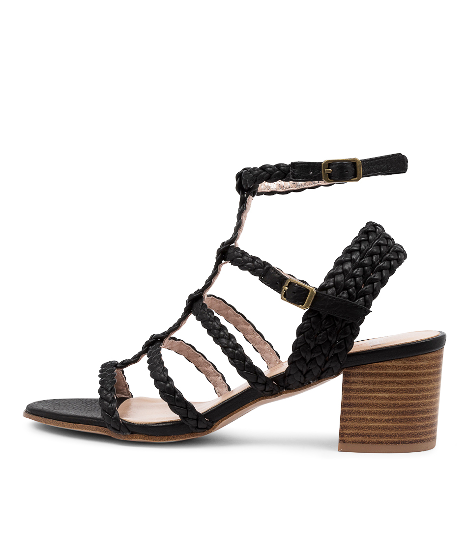 Buy Mollini Rampili Mo Black Heeled Sandals online with free shipping