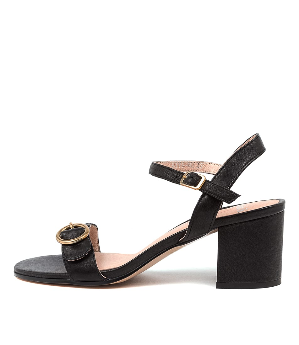 Buy Mollini Riva Mo Black Heeled Sandals online with free shipping