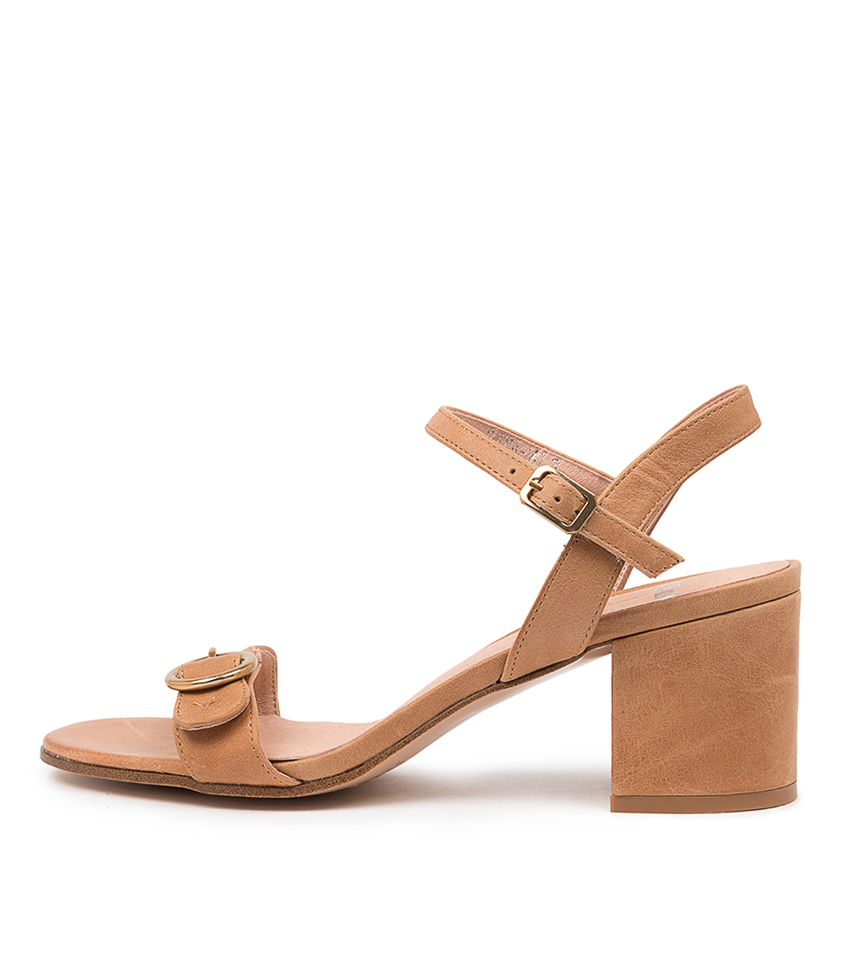 Buy Mollini Riva Mo Tan Heeled Sandals online with free shipping