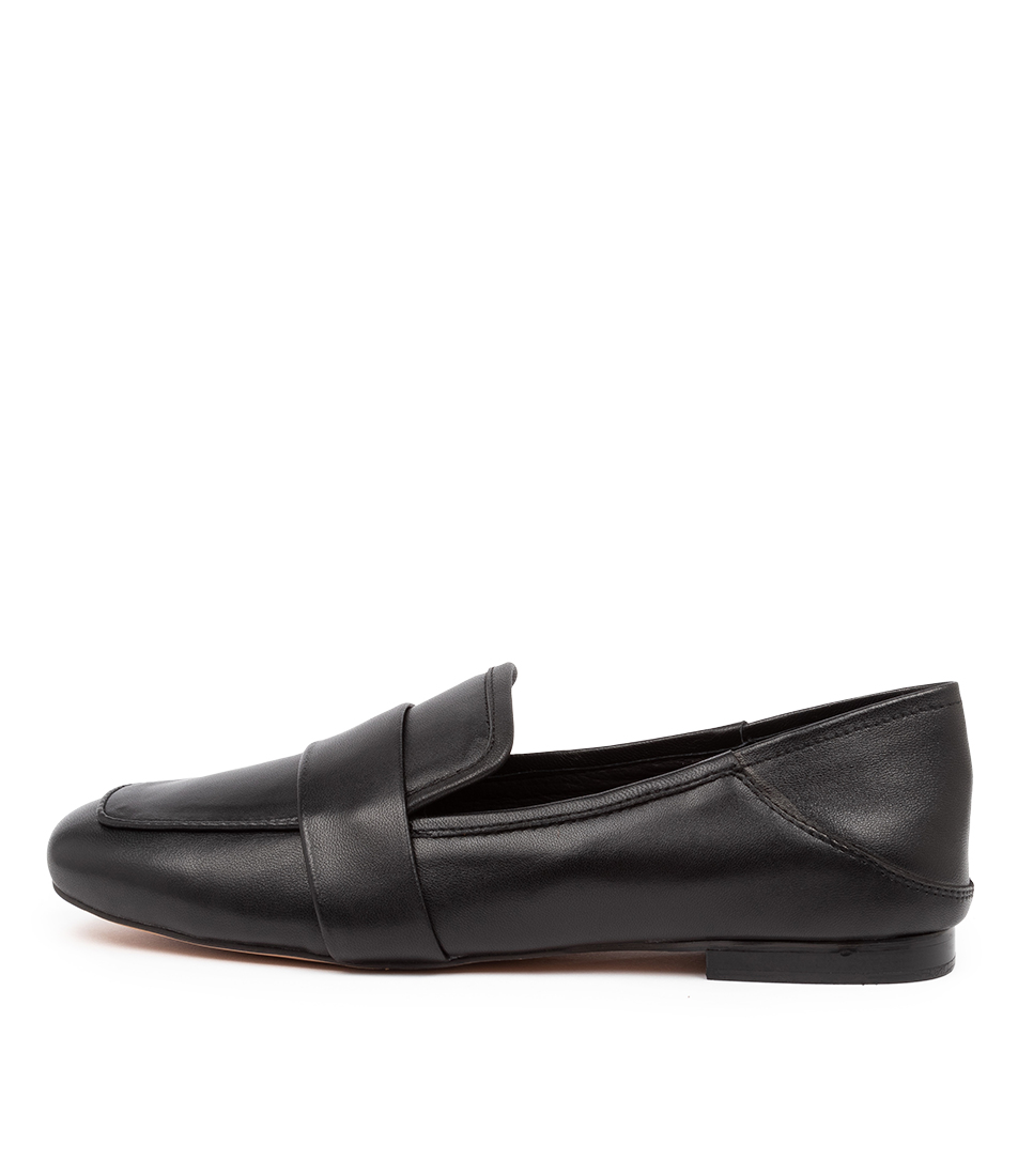Buy Mollini Gasper Mo Black Flats online with free shipping
