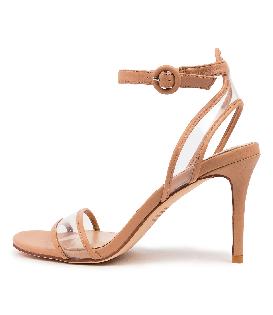 Buy Mollini Nemon Mo Nude Clear High Heels online with free shipping