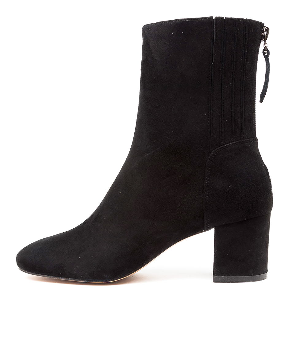 Buy Mollini Carell Mo Black Ankle Boots online with free shipping