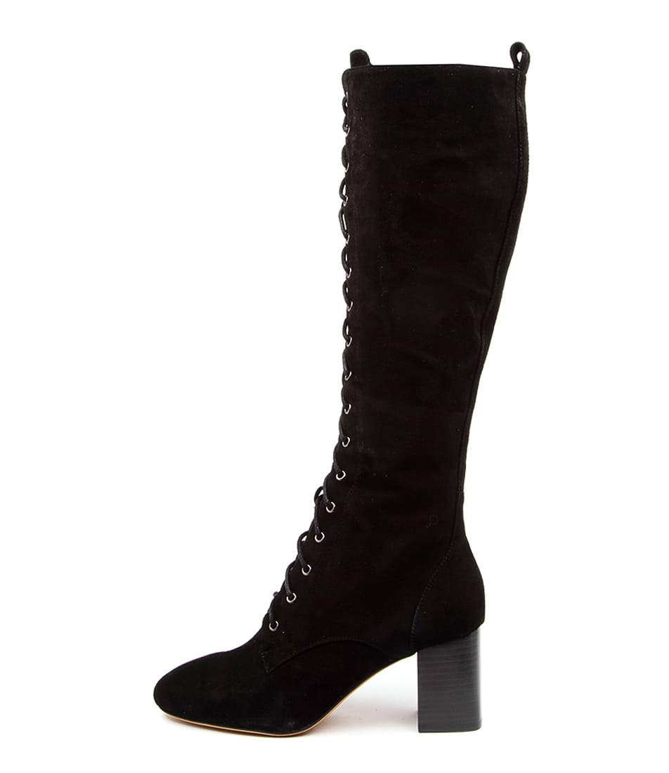 Buy Mollini Stelsy Mo Black Long Boots online with free shipping