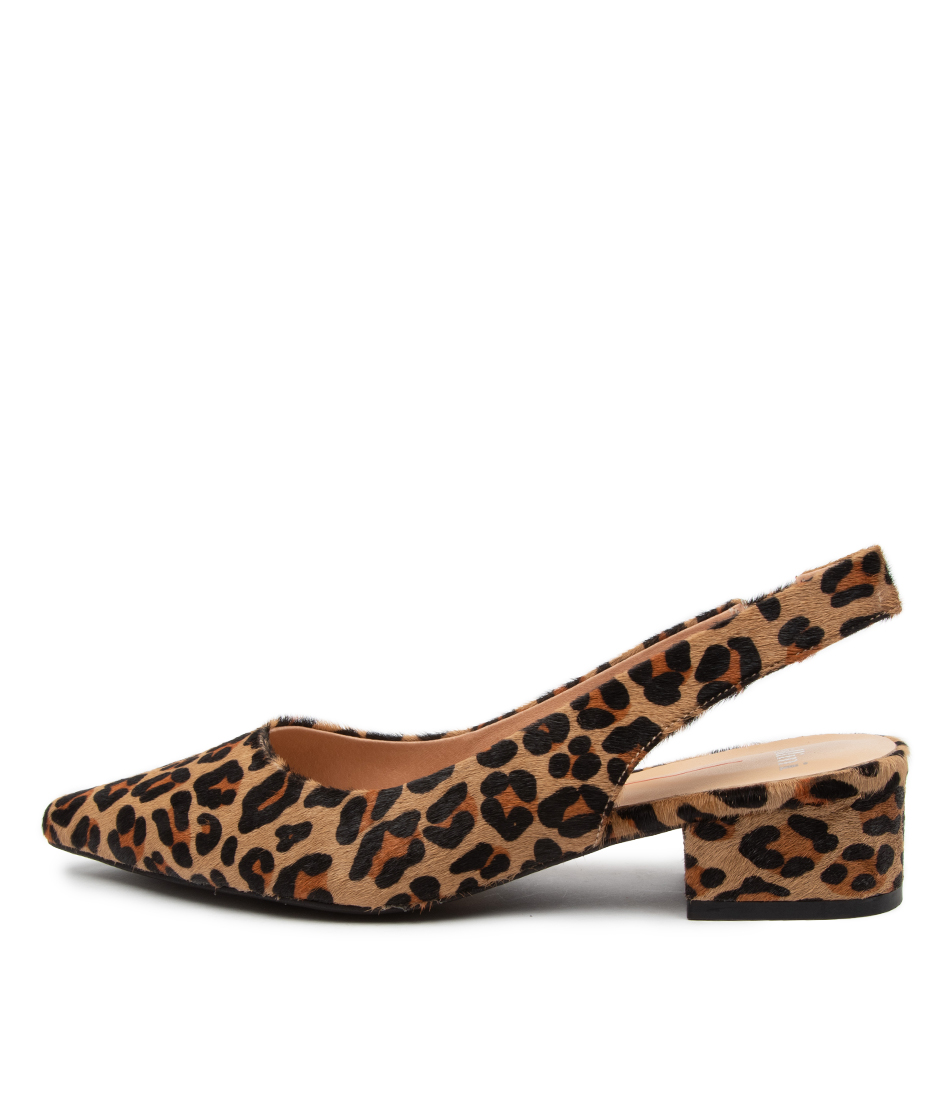Buy Mollini Themust Mo Leopard High Heels online with free shipping