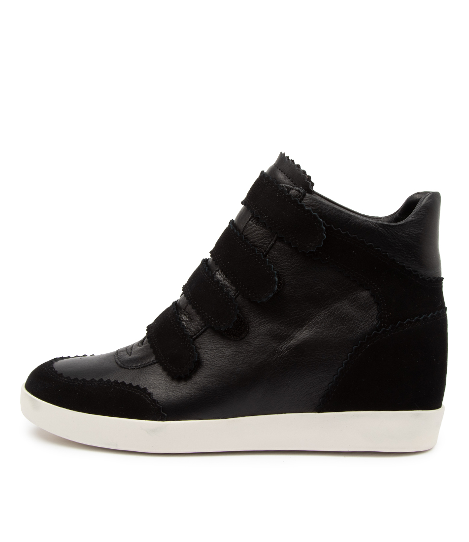 Buy Mollini Aylsa Mo Black Sneakers online with free shipping