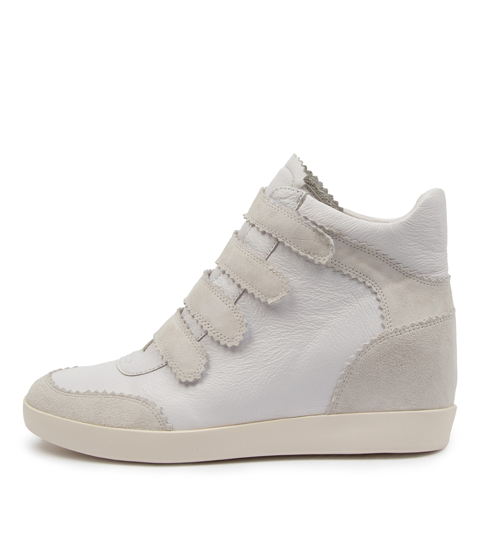 Buy Mollini Aylsa Mo White Sneakers online with free shipping