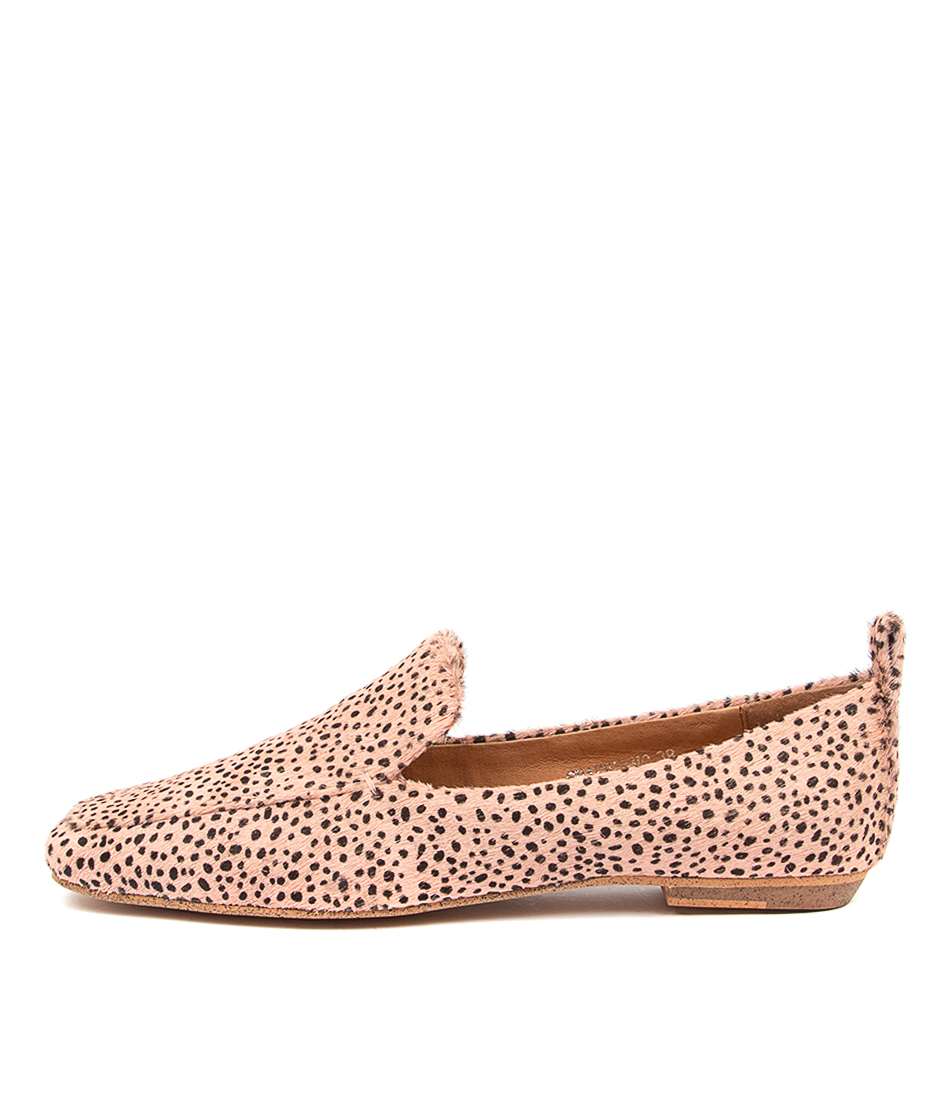 Buy Mollini Chasey Mo Nude Speckle Flats online with free shipping