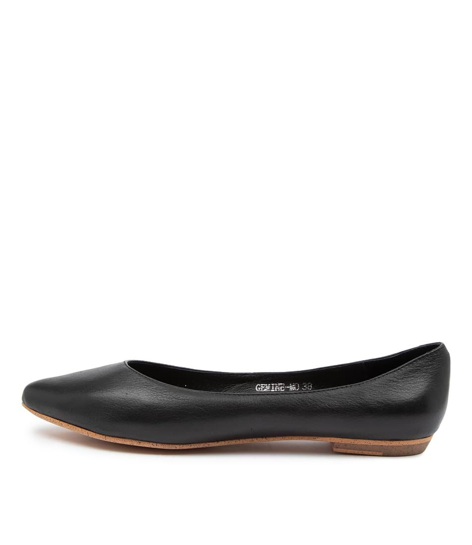 Buy Mollini Gemine Mo Black Flats online with free shipping