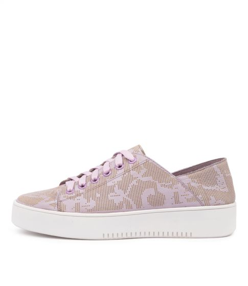 Buy Mollini Leesha Mo Lilac Sneakers online with free shipping