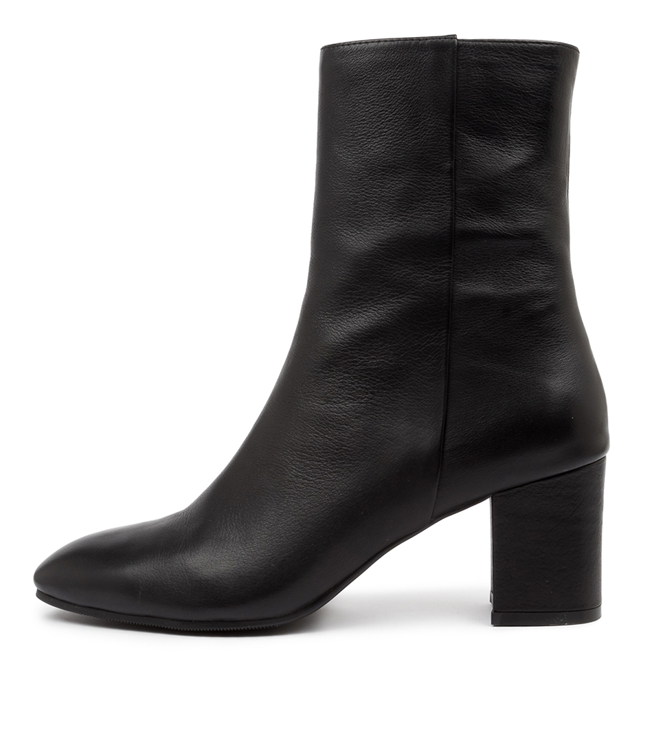 Buy Mollini Liuu Mo Black Ankle Boots online with free shipping