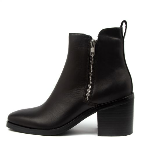 Buy Mollini Nevaneva Mo Black Ankle Boots online with free shipping